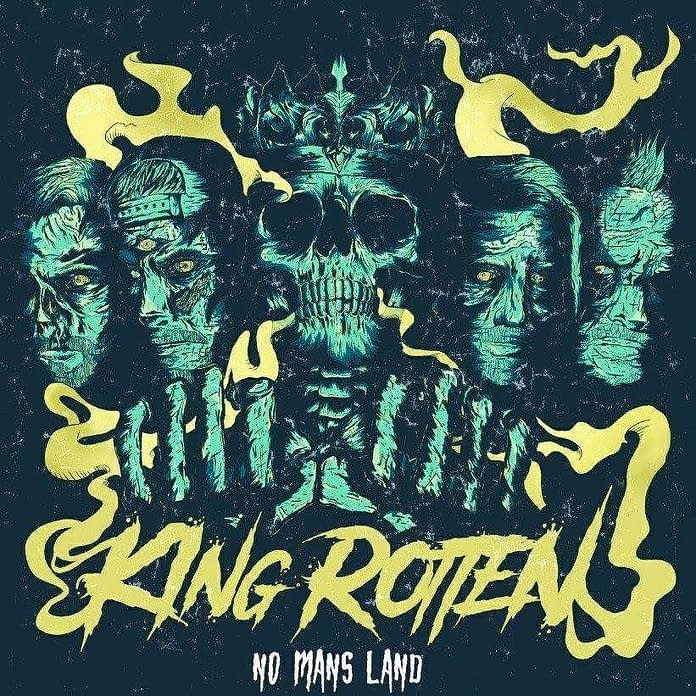 King Rotten presenta el primer àlbum 'No Man's Land'